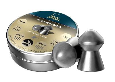 H&N Baracuda Match 4.52 BOX 10 confezioni (5000 pz)
