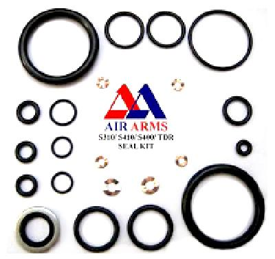 EXPORT SPARES PACK KIT AIR ARMS MONO FULL POWER