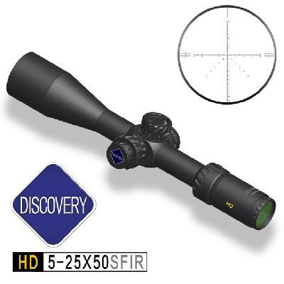 OTTICA DISCOVERY HD MOD.5-25X50 SFIR ILLUMINATO