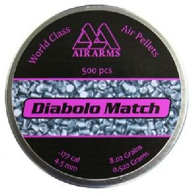 PALLINO AA MATCH 4,49 BOX 10 CONFEZIONI (5000 pz)