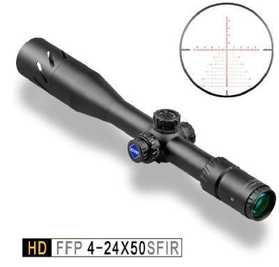 OTTICA DISCOVERY HD MOD. 4-24X50 SFIR