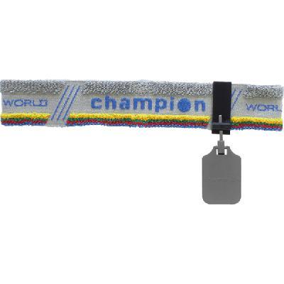 FASCIA CON COPRIOCCHIO CHAMPION GREY