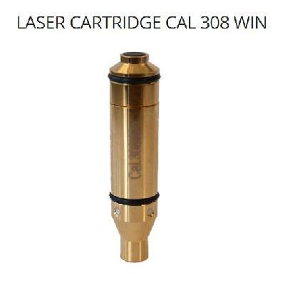 CARTUCCIA LASER ACCURIZE Cal. .308 CARABINA