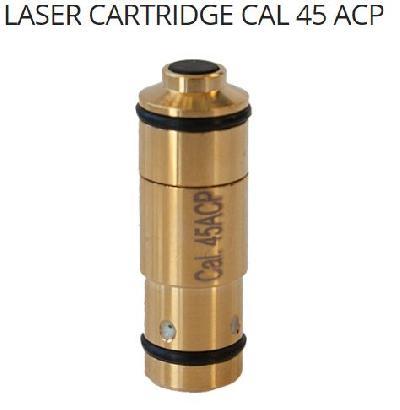 CARTUCCIA LASER ACCURIZE Cal. .45 ACP