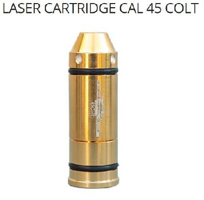 CARTUCCIA LASER ACCURIZE Cal.45 COLT