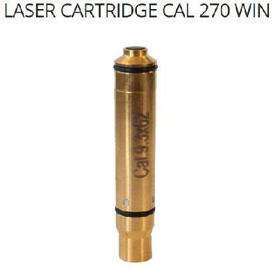 CARTUCCIA LASER ACCURIZE Cal. .270 WIN
